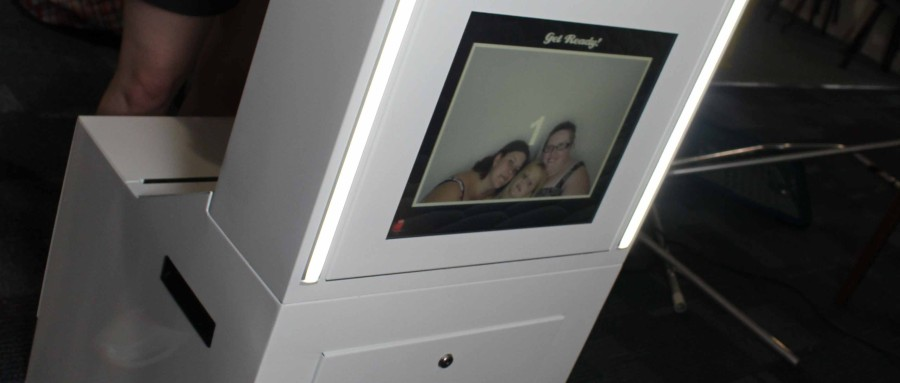Able to transform into Mini Photobooth - Perfect for Kid's Parties
