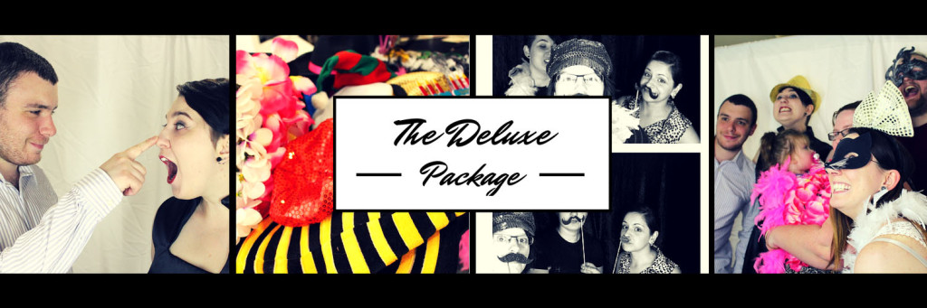 Deluxe Photobooth Package