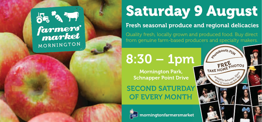 Morning Farmers Market Event