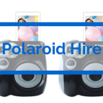 Polaroid 300 Hire Packages
