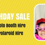 Photo Booth Sale